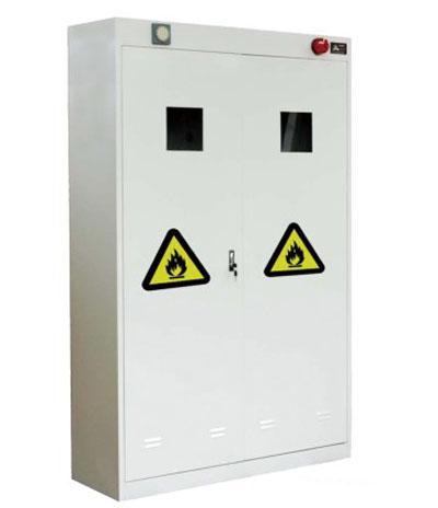 美顺达报警型全钢气瓶柜MSDQPG-QGP3