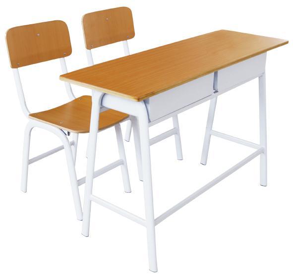 双人课桌椅 MSD-KZY-S10