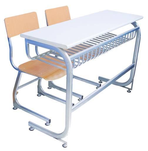 双人课桌椅 MSD-KZY-S07
