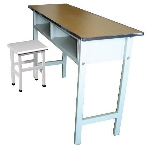 双人课桌椅 MSD-KZY-S04