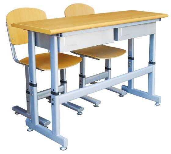 双人课桌椅 MSD-KZY-S06