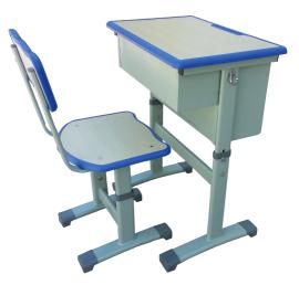 单人课桌椅 MSD-KZY-D07