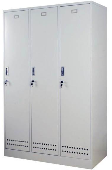 全钢三门更衣柜MSDGYG-QG3