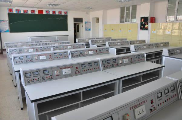48座钢木物理电学实验室 MSDLHS-LMWL48