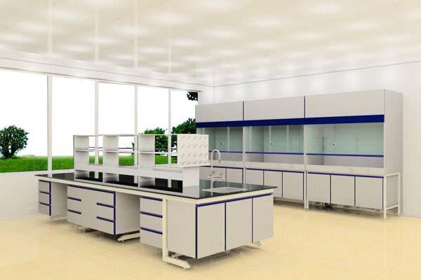 美顺达代工实验室三维效果图6