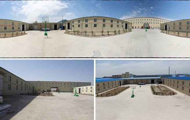 新疆美顺达工厂和厂房